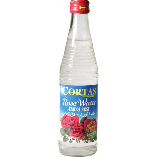Rose Water: 10oz