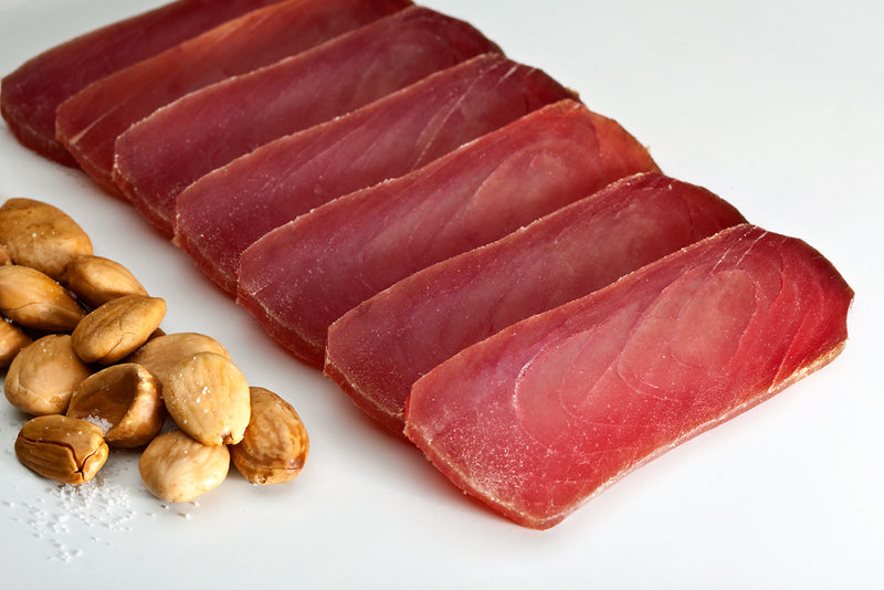 Mojama Salt Dried Tuna Loin: 1lb [Approx Weight. Price Per Lb]