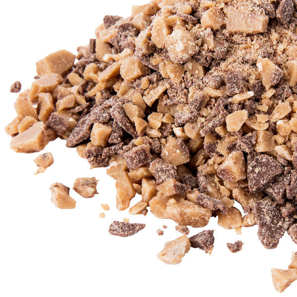 Toffee Chocolate Bits: 5lbs