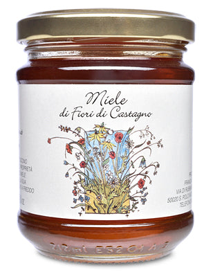 Honey Chestnut Castagna: 8.8oz
