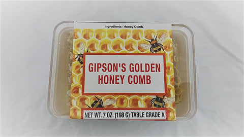 Honey Comb: 7oz
