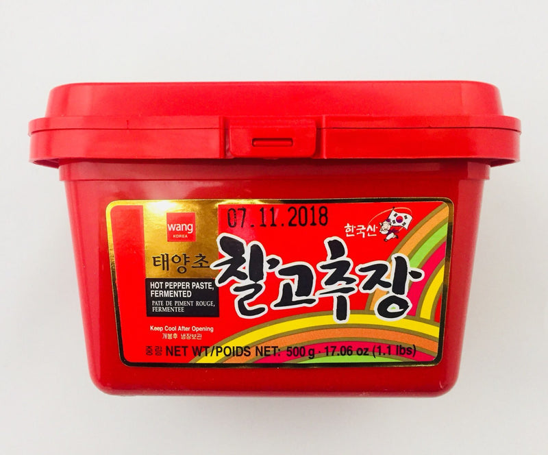 Hot Pepper Paste Gochujang: 3kg
