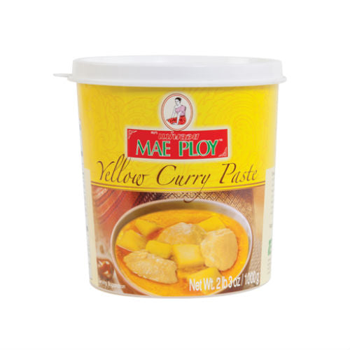 Yellow Curry Paste: 35oz