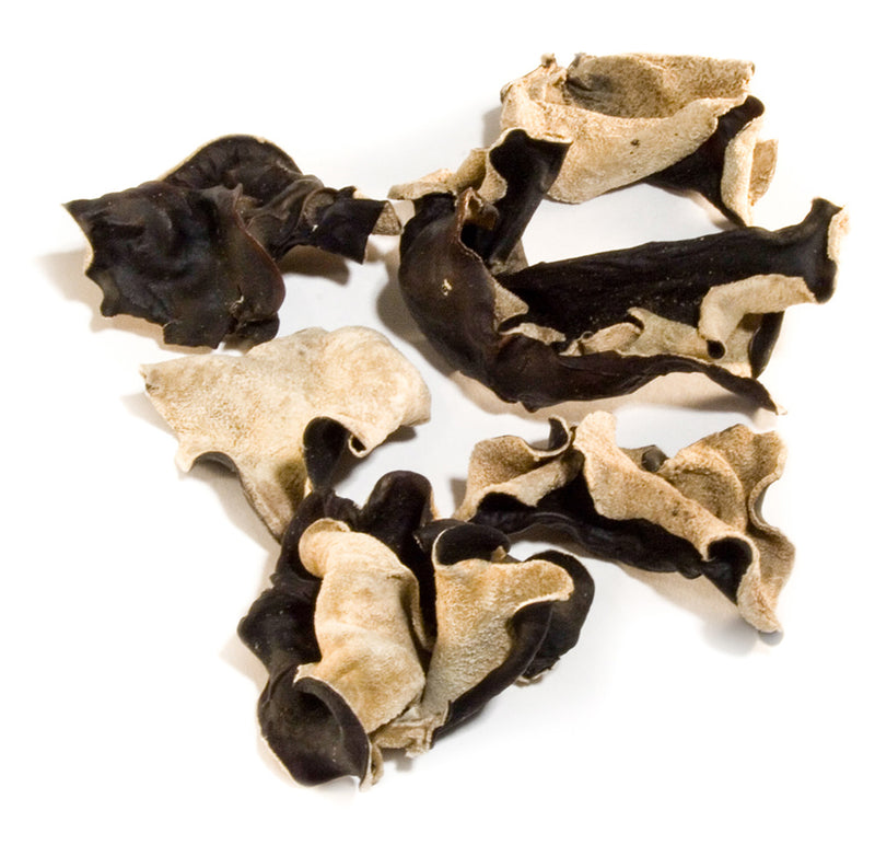 Wood Ear Black Fungus: 1lb