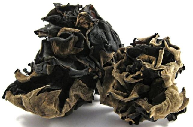 Cloud Ear (Black Fungus): 1lb