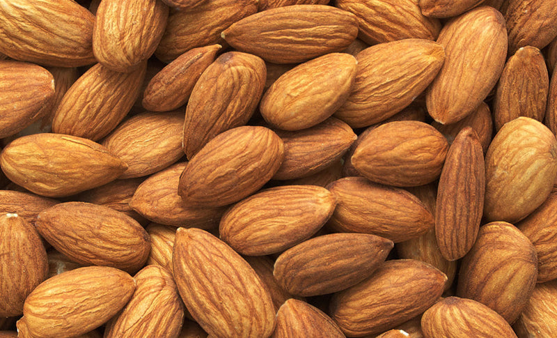 Almonds Whole Natural: 5lbs