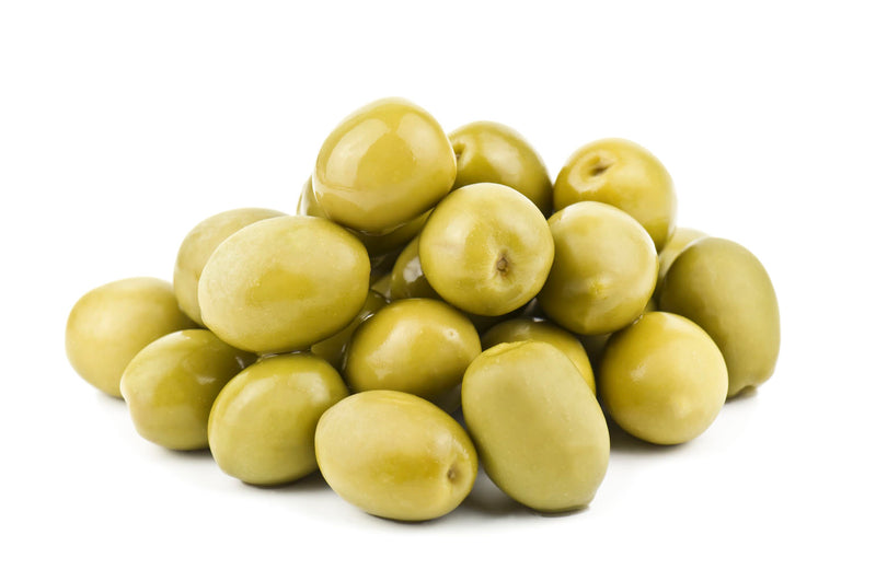 Gordal Giant Green Olives: 5.25lbs