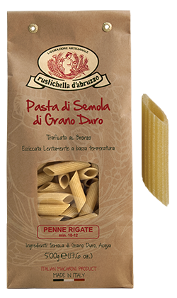 Penne Rigate: 26.4lbs