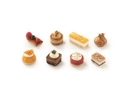 Petits Fours Assorted: 48ct