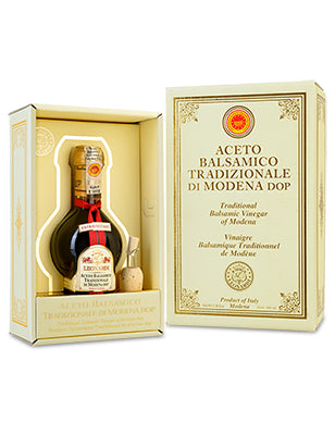 Balsamic Tradizionale Gold Seal 25y