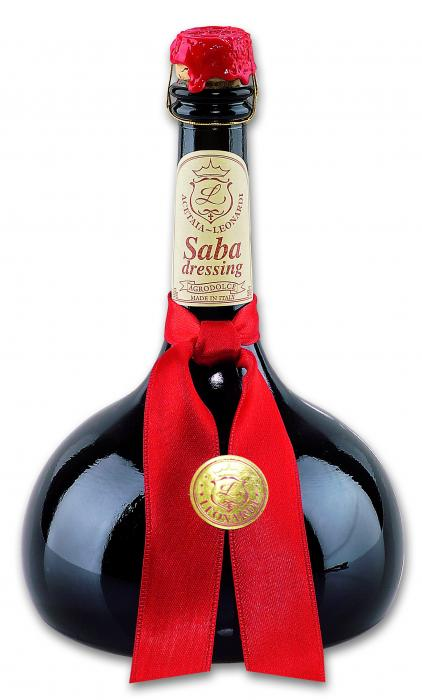 Balsamic Must (Saba), Italy: 500ml