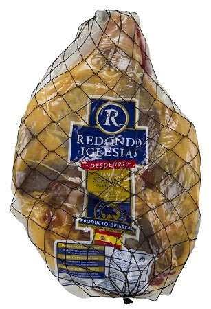Jamon Serrano 20 Month Boneless: 13lbs [Approximate Weight]