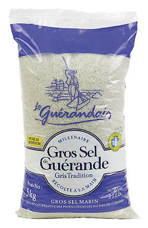 Sel Gris - Grey Sea Salt: 5kg