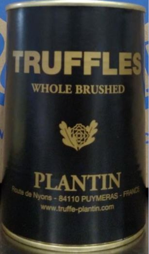 Truffles Canned Summer Whole: 200gr (7oz)