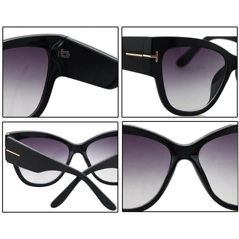 Lara Cat Eye Sunglasses