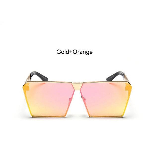 Yazmín Flat Top Sunglasses