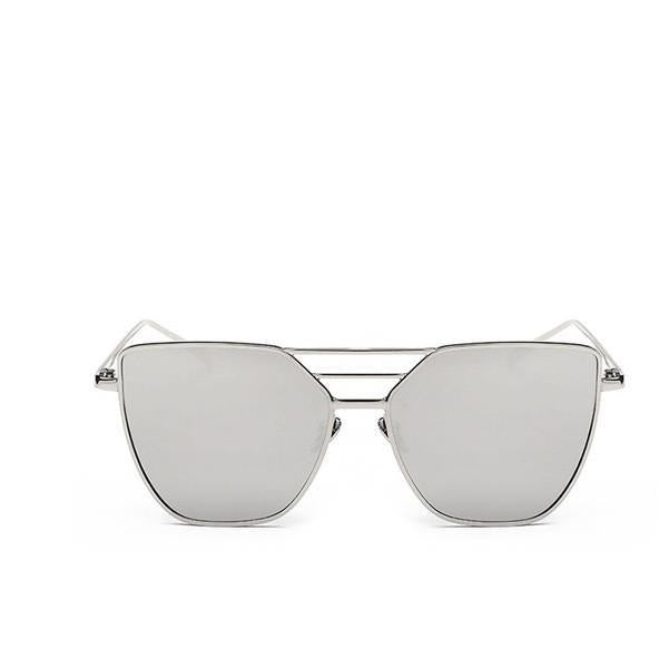Reece Mirrored Sunglasses