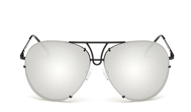 Gabrielle Aviator Sunglasses
