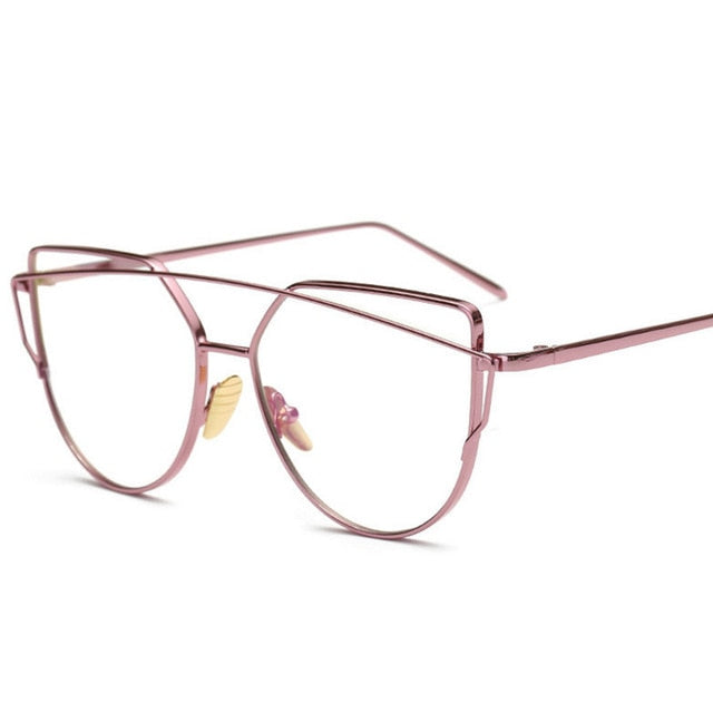 Hunter Cat Eye Glasses