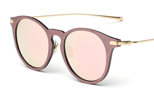 Georgette Wood Sunglasses