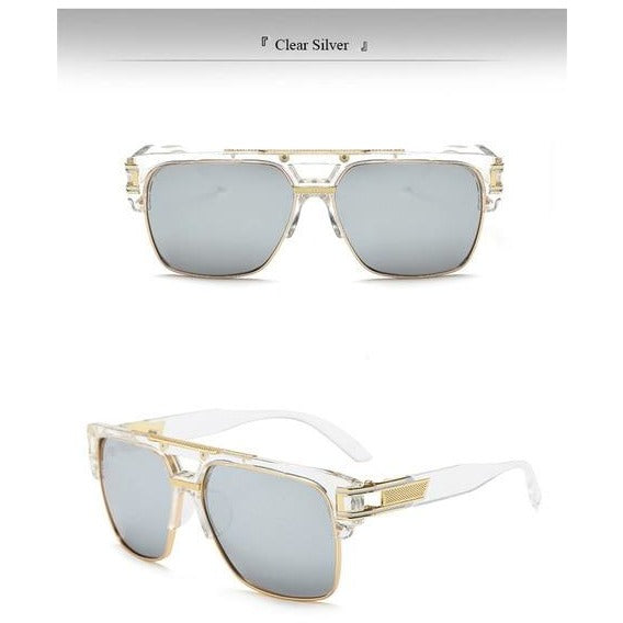 Kat Flat Top Sunglasses