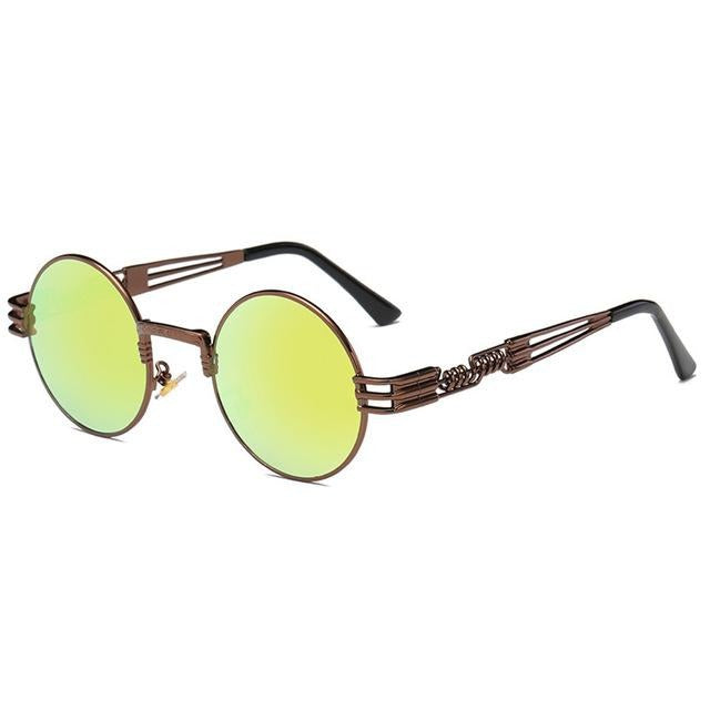 Armand Round Men's Sunglasses