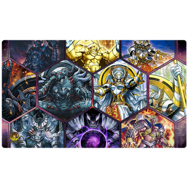 Monarch Yugioh Playmat - Yugimation