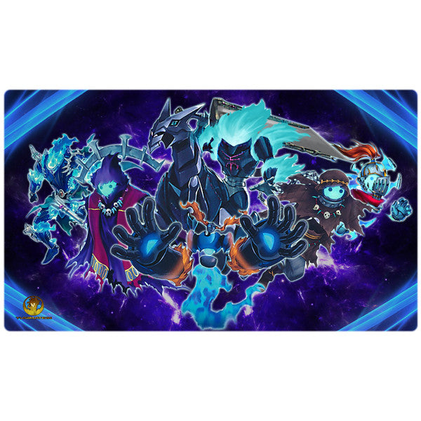 Phantom Knights Yugioh Playmat - Yugimation