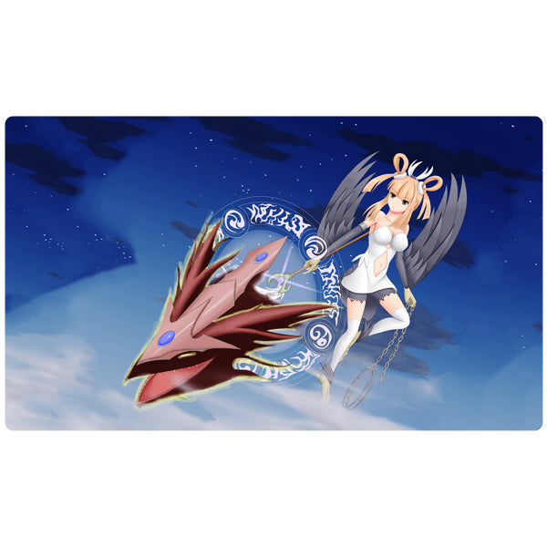 Harpie Pet Dragon Harpie Lady Yugioh Playmat