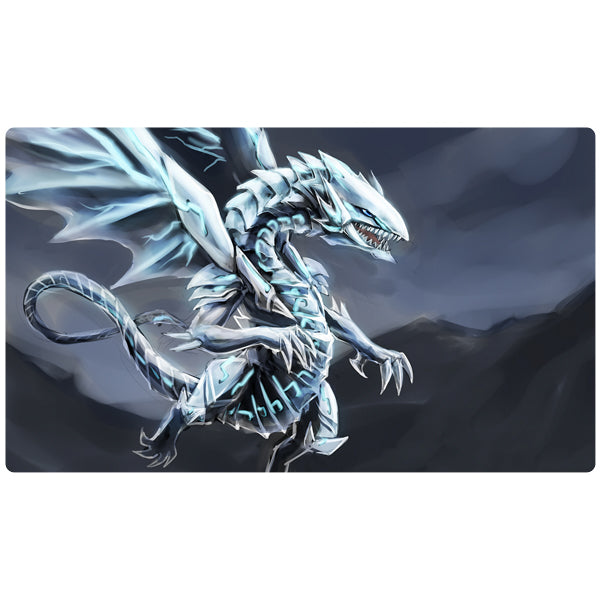 Blue-Eyes White Dragon Yugioh Playmat