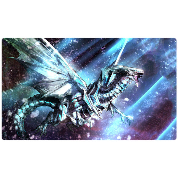 Blue-Eyes White Dragon Yugioh Playmat 2
