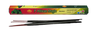 7 African Magic Incense 20 Sticks (SAC)