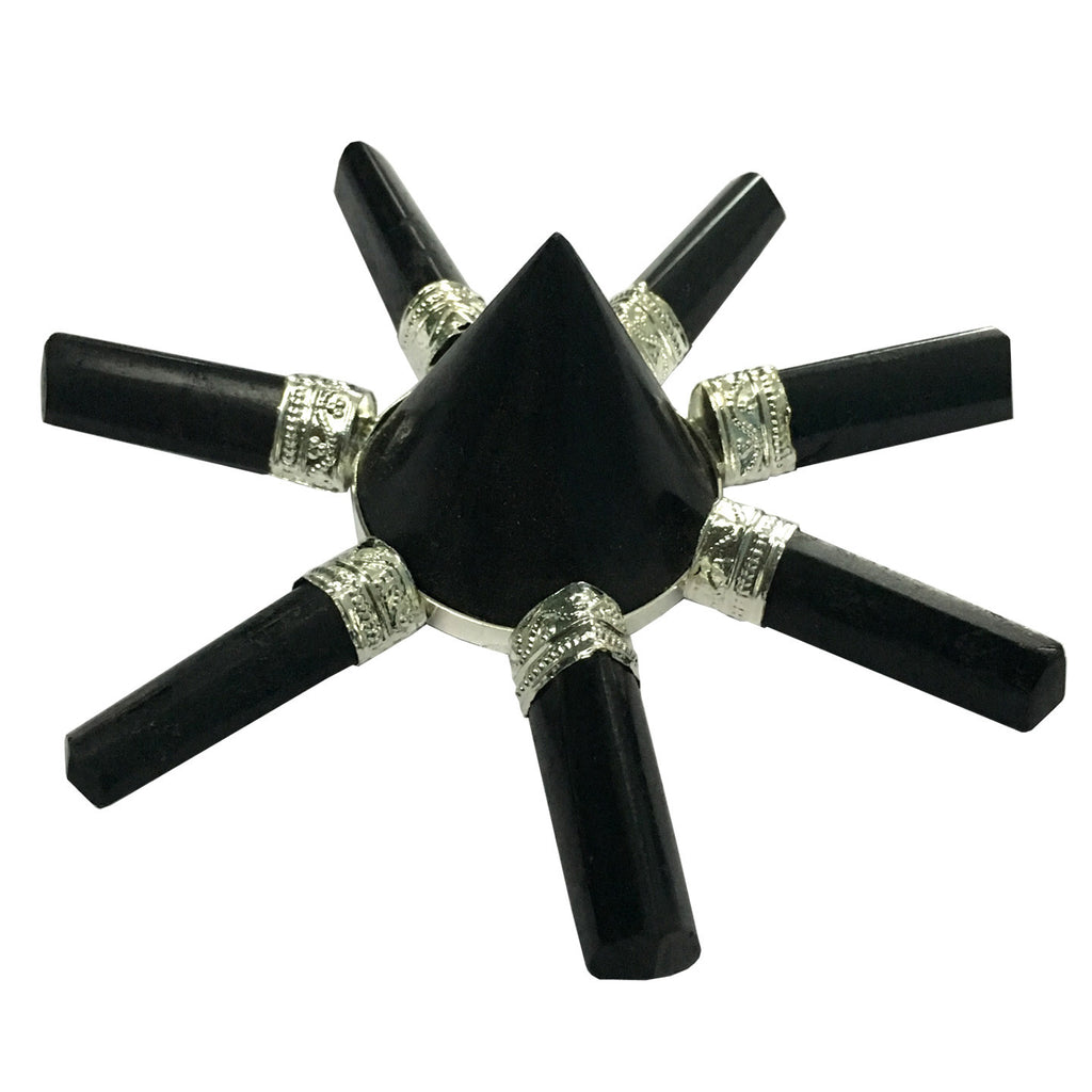 Black Tourmaline Crystal Energy Generator