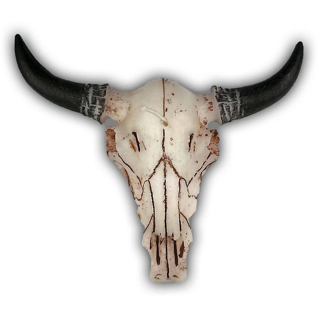 Bull Skull / Cow Skull Candle Classic - Medium