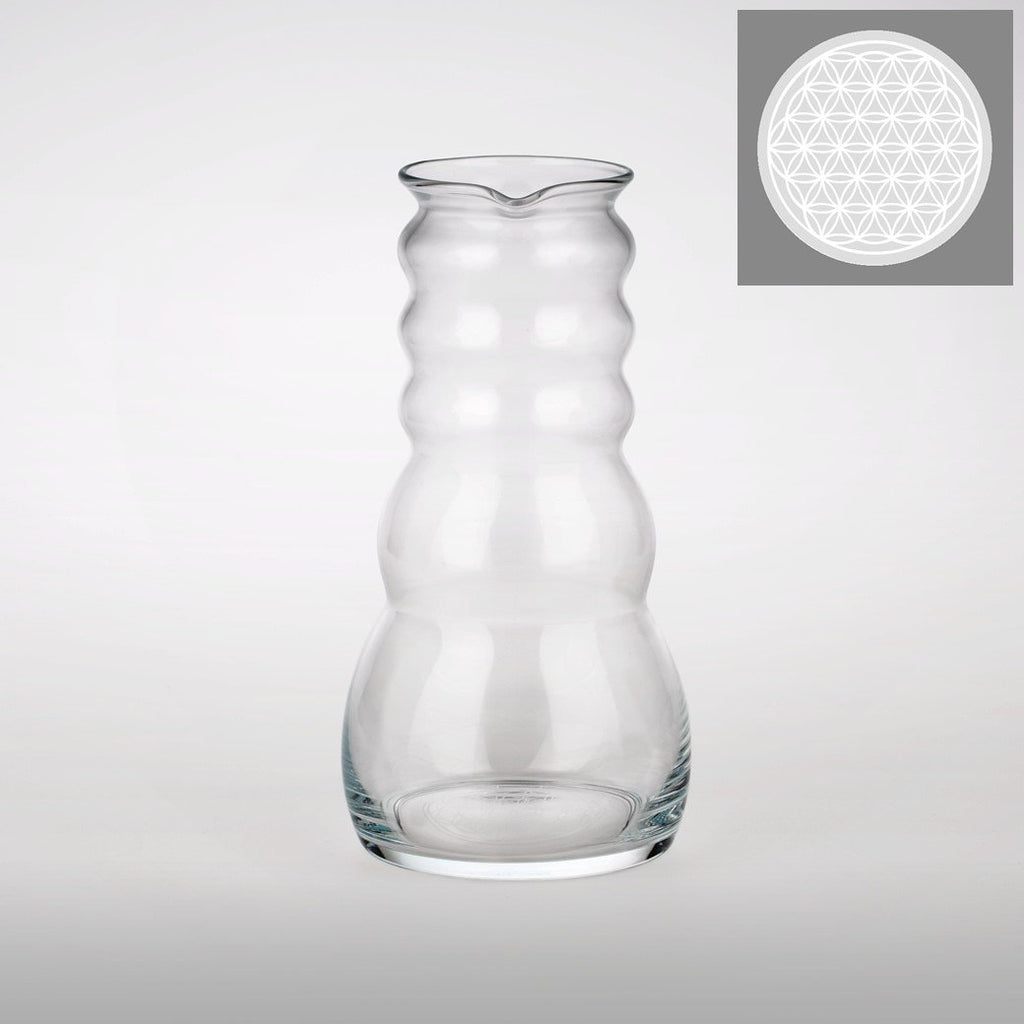 Cadus Flower of Life water carafe 1500ml