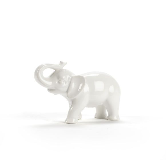 Elephant - Ceramic Figurine - Small