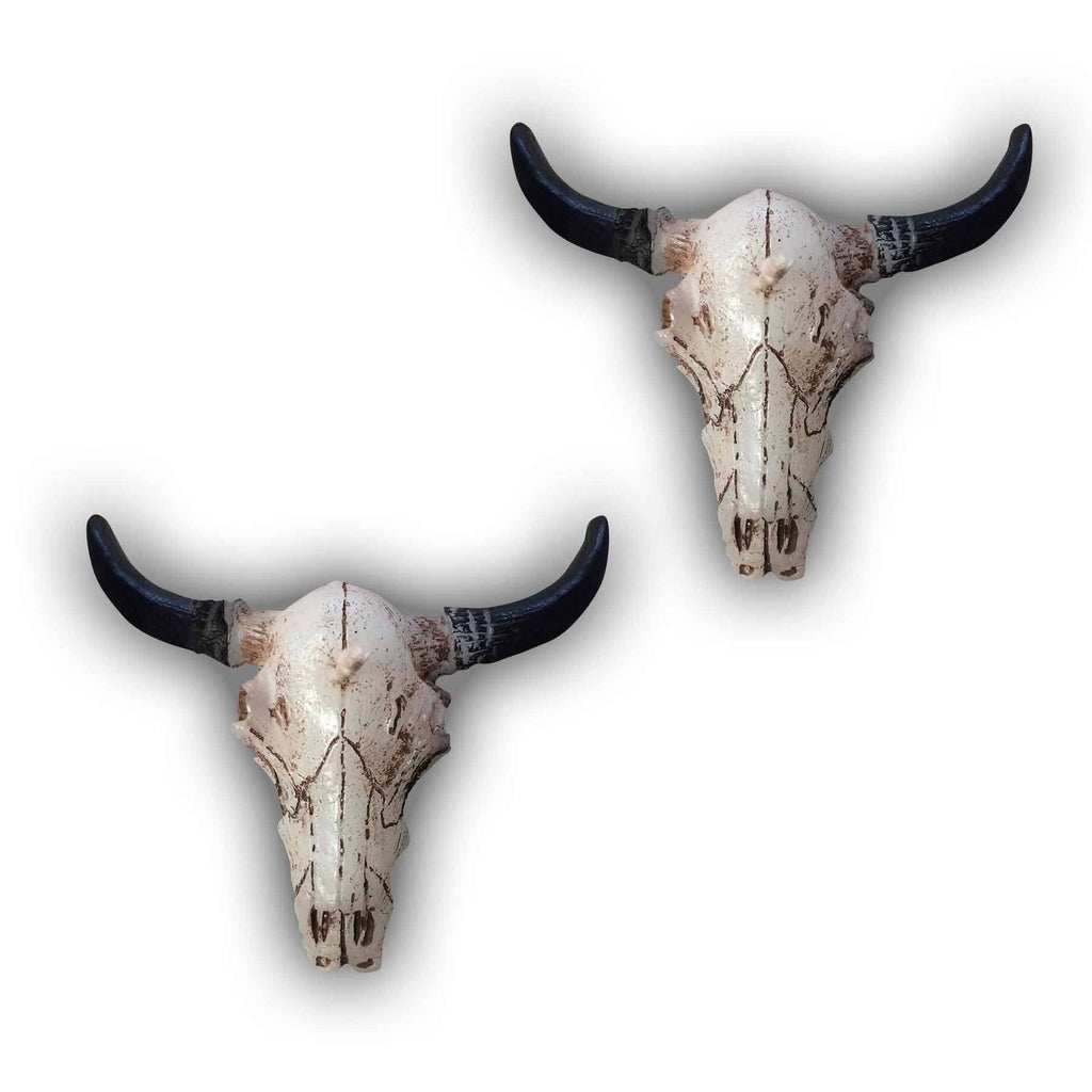 Bull Skull / Cow Skull Candle Classic - Small