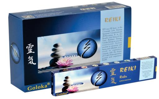 Raku Reiki Incense (Sandalwood)