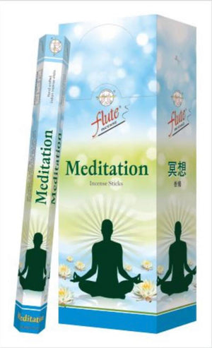 Meditation Incense- Flute - 20 sticks
