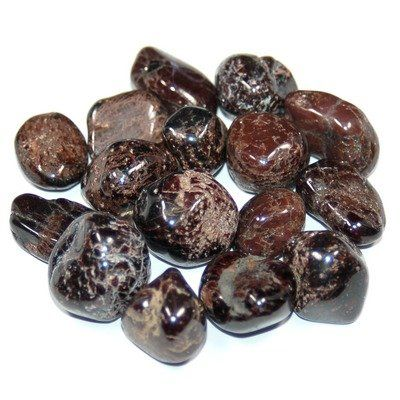 Red Garnet Tumbled Pocket Stone