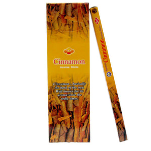 SAC Cinnamon incense - 20 sticks
