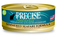 Precise Naturals Canned Cat Food