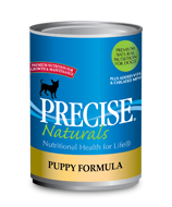Precise Naturals Canned Dog Food