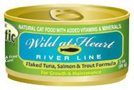 Precise Naturals Holistic Grain Free Canned Cat Food