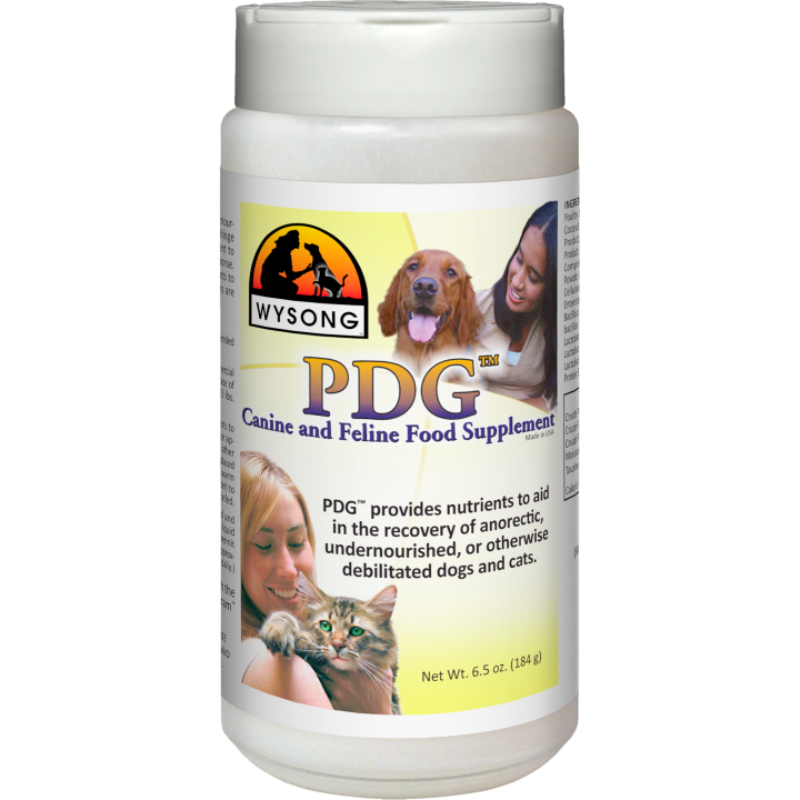 Wysong PDG Canine & Feline Food Supplement
