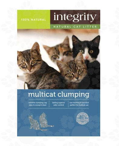 Integrity Litter Multicat Clumping