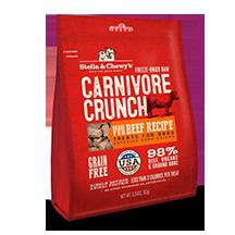 STELLA & CHEWY'S® Carnivore Crunch® Treats for Dogs