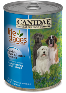 CANIDAE® Life Stages - Large Breed Adult Chicken, Duck & Lentils Formula for Dogs