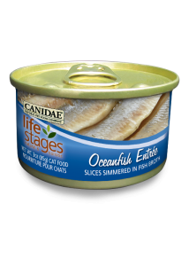 CANIDAE® Life Stages Oceanfish Entrée Slices Formula for Cats