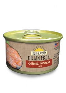 CANIDAE Under the Sun Grain-Free Salmon Pate Canned Cat Food